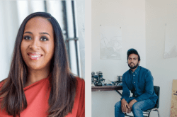 View From Here Conversations: Naima J. Keith and E.J. Hill