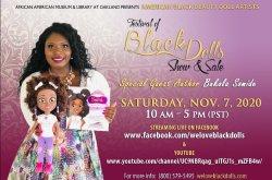 Virtual Festival of Black Dolls Show & Sale