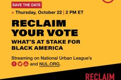 Reclaim Your Vote: What's At Stake For Black America