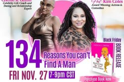 134 Reasons You Can't Find A Man