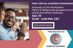 Gen Z & Millennials Perspective on Racial and Ethnic Diversity