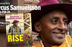 Marcus Samuelsson and The Rise: Black Cooks and the Soul of American Food