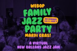 WeBop Family Jazz Party