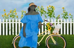 Amy Sherald: The Great American Fact