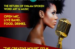 SWAAM Spoken Word Art & Music