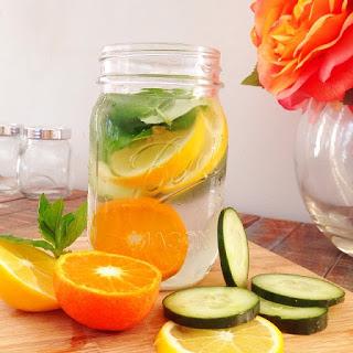 Best Natural Belly Fat Slimming Detox Recipe