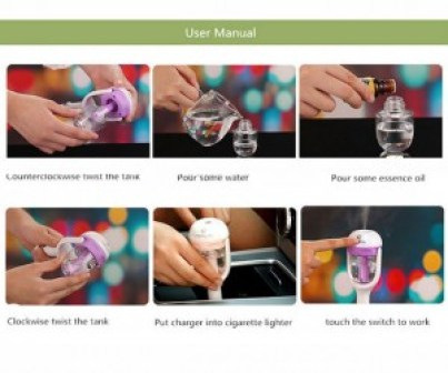 Essential Oils Diffusers And How They Work