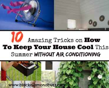 10 Amazing Tricks on How To Keep Your House Cool This Summer without Air Conditioning