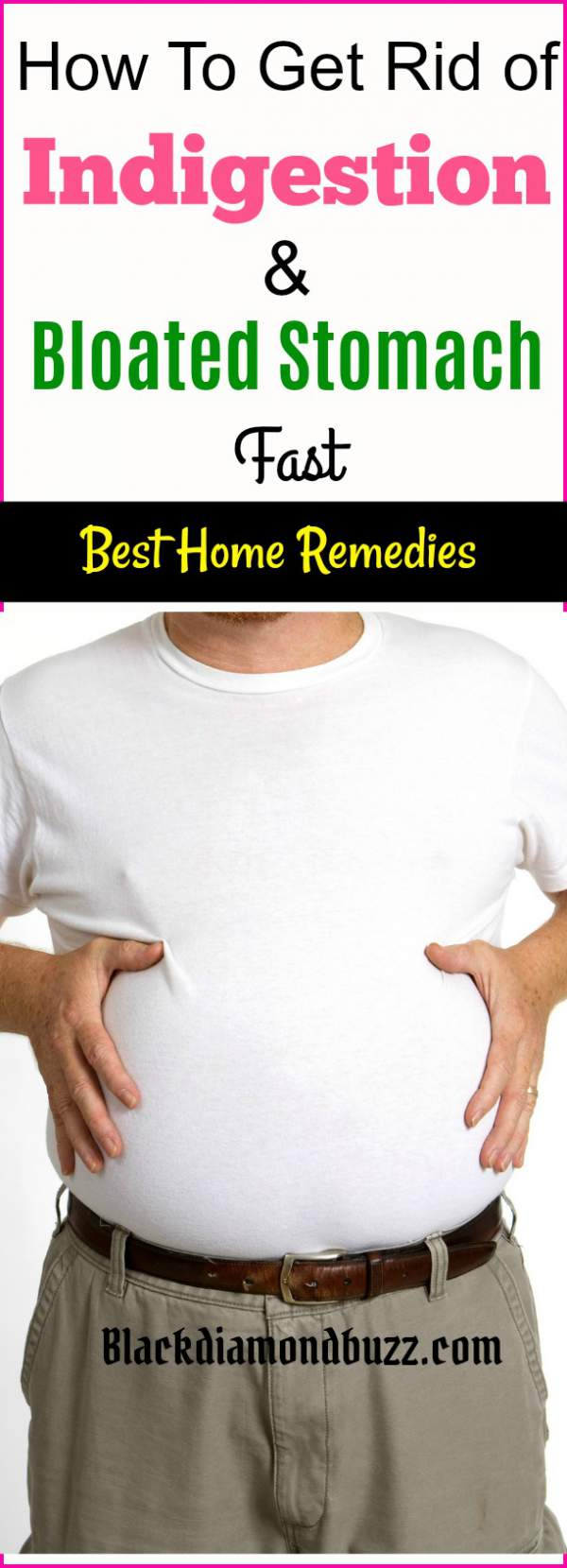 indigestion remedies- How to get rid of indigestion and bloated stomach fast__web