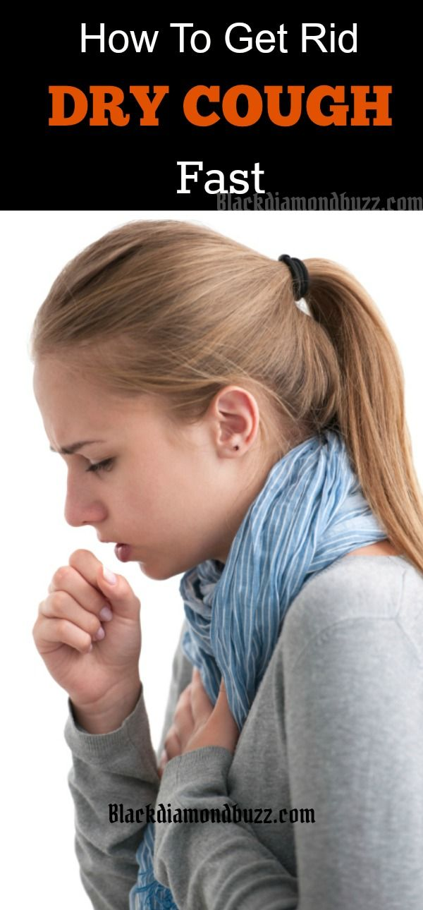 dry cough remedies - how to get rid of dry cough