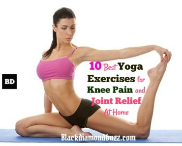 v10 Best Yoga Exercises for Knee Pain and Joint Relief At Home