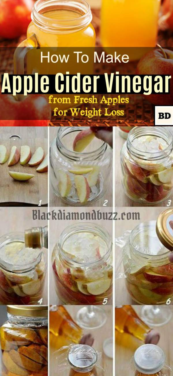 how to make apple cider vinegar for weight loss at home web