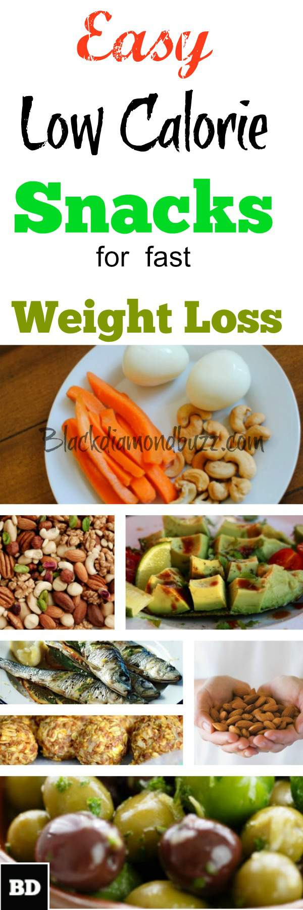 What is the best snacks for weight loss