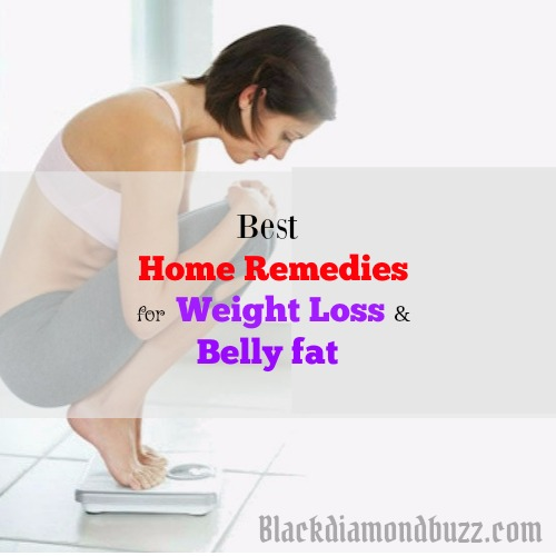 12 Best Home Remedies For Weight Loss And Belly Fat