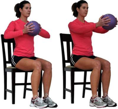 Chest Squeeze 10 Exercises to Lift Sagging Breasts and Tone Breast at Home