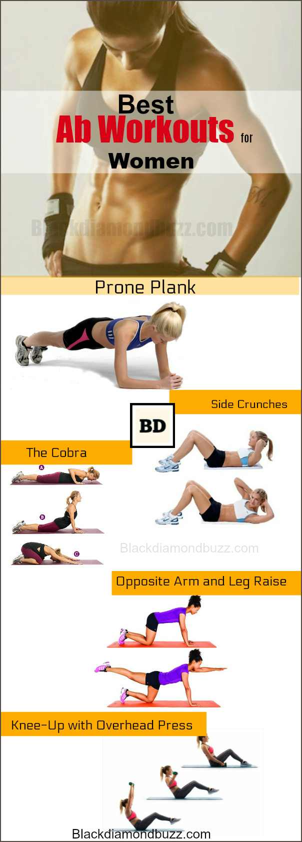 Ab Workouts For Women At Home 10 Best Flat Belly Ab Exercises