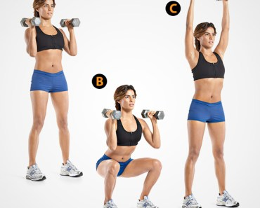 9Full Body Strength Training Workouts - Increase Stamina and Endurance