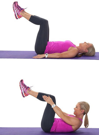 7 Best Core Exercises For Women Get Flat Belly Toned
