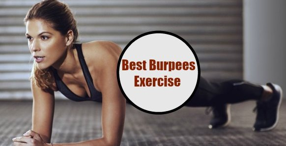 How To Do Burpees Exercises for Weight Loss at Home