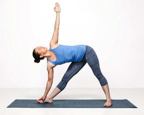 Yoga Poses For Back Pain and Neck Pain