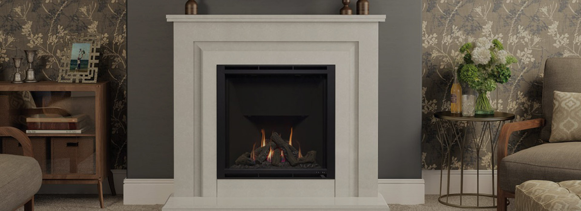 Fireplace Centre Gas Fires Electric Fires Black Diamond