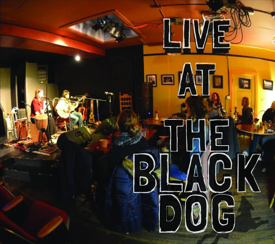 Live at The Black Dog CD Image