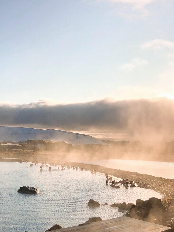 Myvatn Nature Baths Island
