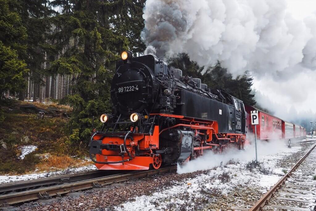 Brockenbahn Harz vakantietips