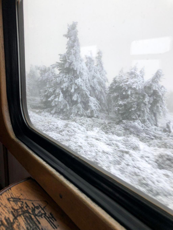 Rijd in het laagseizoen op de Brockenbahn