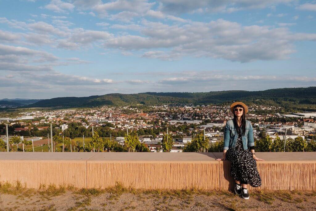 Uitzichtpunt Grafenberg Schorndorf