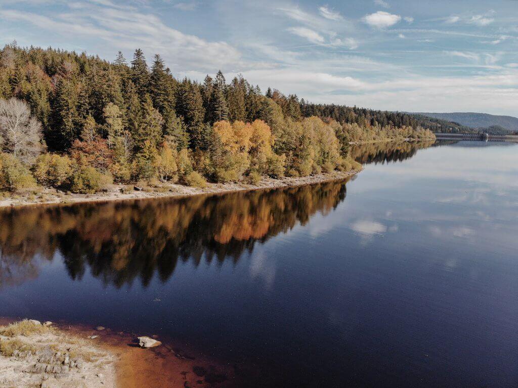 Schwarzenbach Dam Zwarte Woud Tips