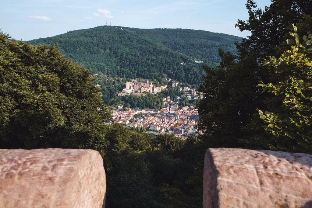 Heidelberg bezienswaardigheden Stephanskloster