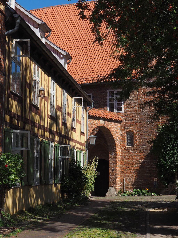 St Johannis-klooster in Stralsund