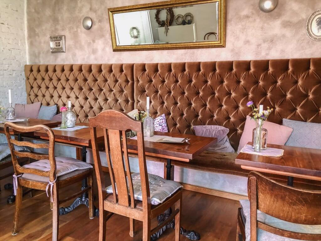 De mooiste cafés van Stralsund, Paula Cafe