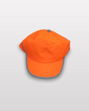 cappello da caccia fluo