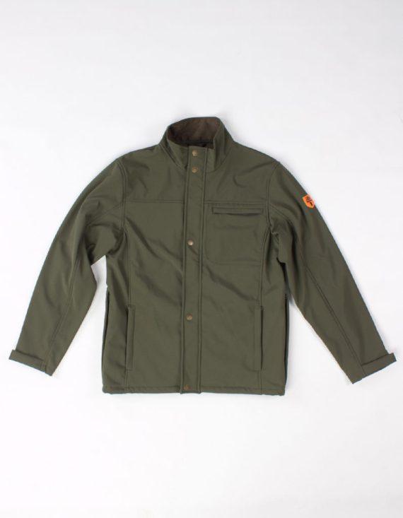 giacca da caccia in softshell