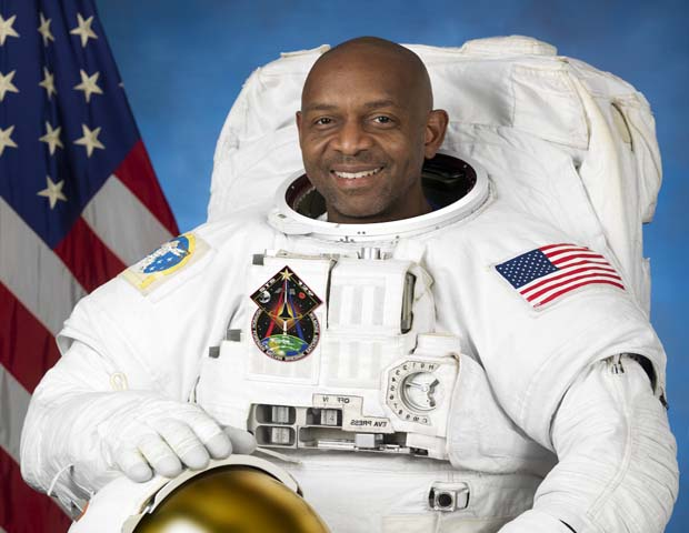 DR. ROBERT L. SATCHER JR., NASA Astronaut: The only African American selected among 14 for NASA's space core program in 2004, Satcher made major strides in aeronautics, completing three space walks as part of the Atlantis mission. The physician and chemical engineer spent over 259 hours in space and continued his career in education and research with posts at top hospitals and schools including with posts at The Feinberg School of Medicine, Northwestern University, Children's Memorial Hospital in Chicago, and The Biomedical Engineering Department at Northeastern University School of Engineering.