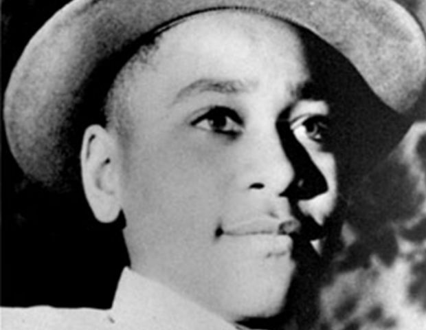Emmett Till's 1954 Christmas photo.
