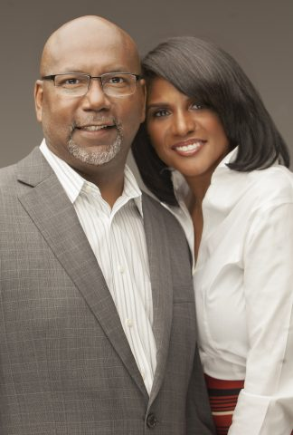 Mike & April Chandler, founders of Musical Soul Food Fest.