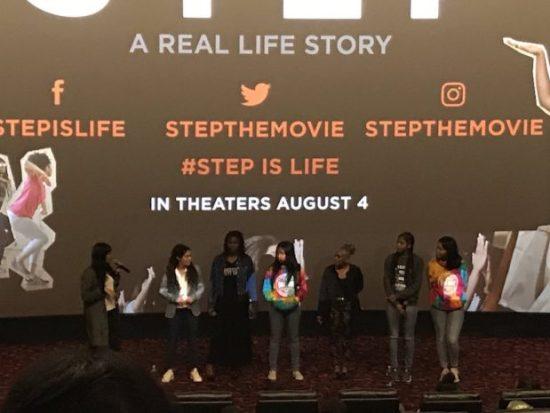 Step Documentary Screening (Image: Regina Walton)