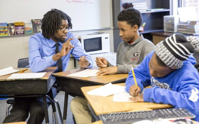 Attacking The 2% Problem: Black Male Teacher Recruitment