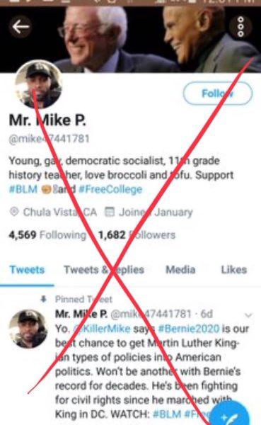 fake black people on social media