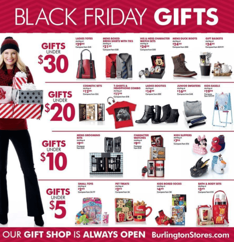 Burlington Black Friday 2015 Ad - Page 2