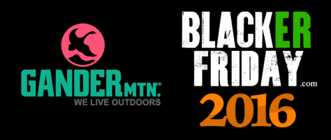 Gander Mountain Black Friday 2016