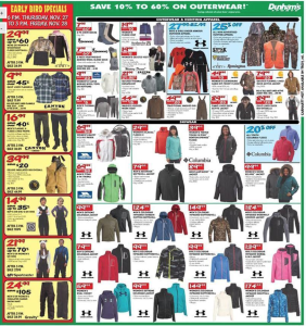 dunhams sports black friday ad scan - page 4