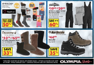 olympia sports black friday ad scan - page 10