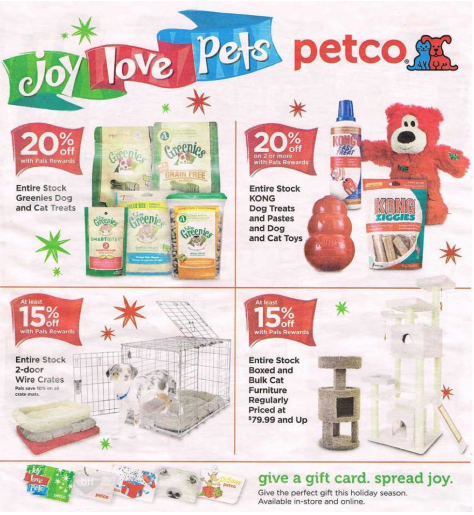 Petco Black Friday 2015 Ad - Page 5