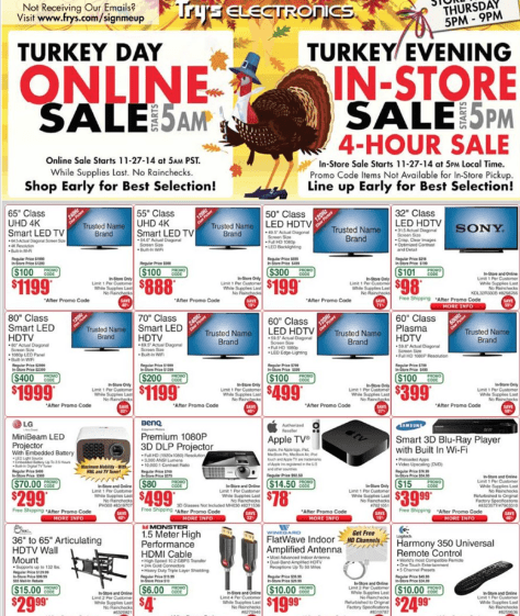 frys black friday ad scan - page 3