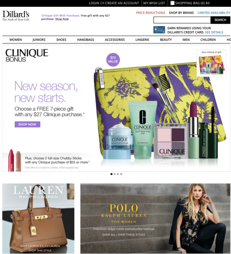 Dillards Labor Day Sale 2015 - Page 1