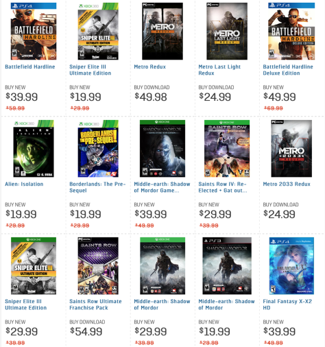 Gamestop Labor Day Sale 2015 - Page 3